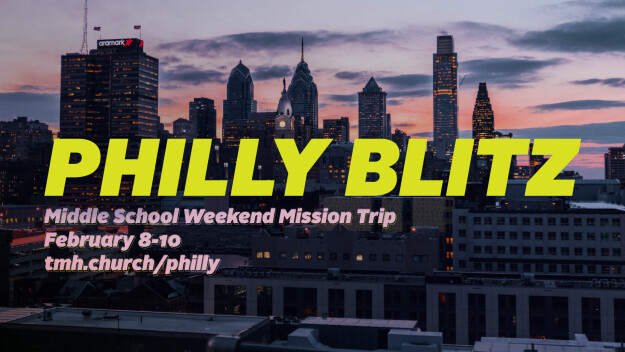 Philly Blitz: MS Mission Opportunity