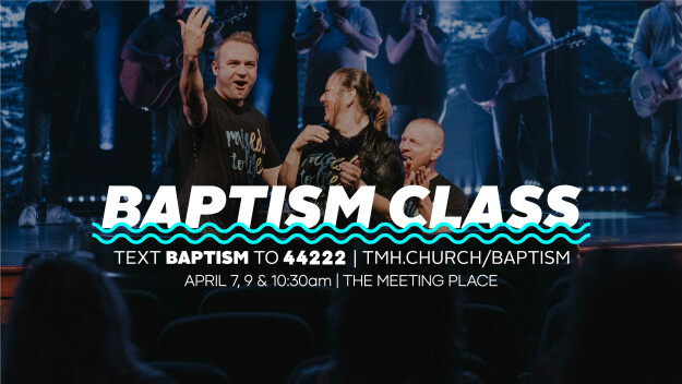 Baptism Classes (Carlisle Campus)