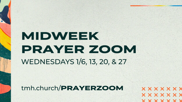 Midweek Prayer Zoom